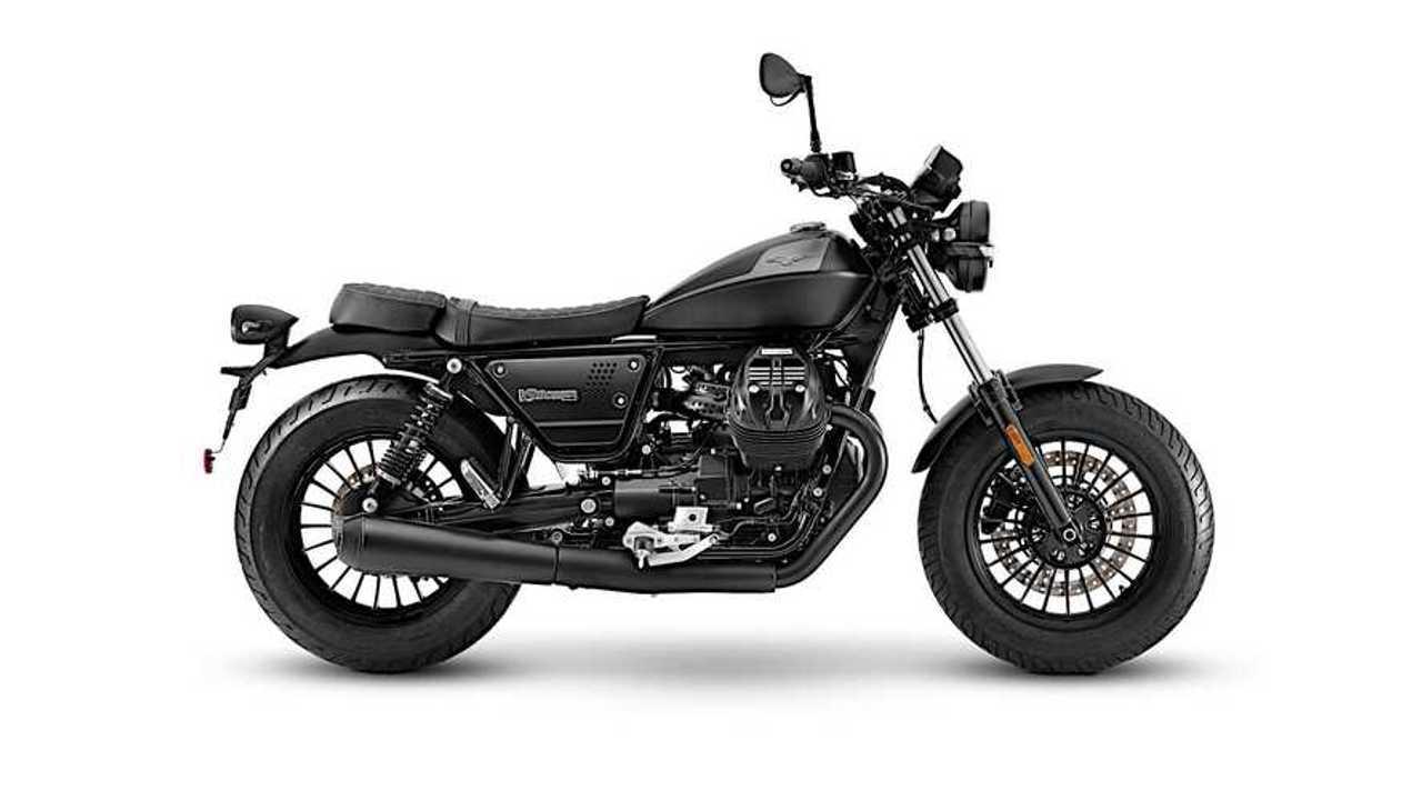 2021 Moto Guzzi V9 Bobber - Right Side