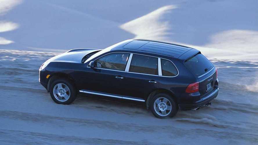Porsche Cayenne (2004)