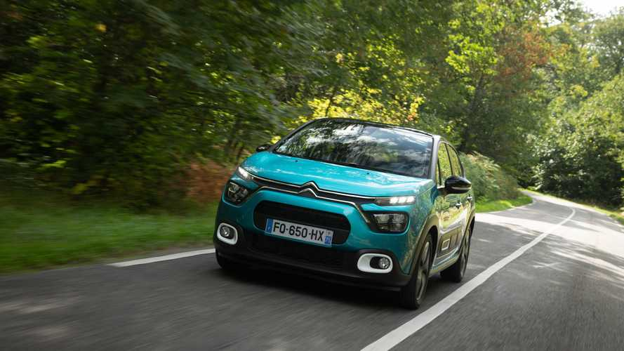 Citroën C3 2020 primera prueba