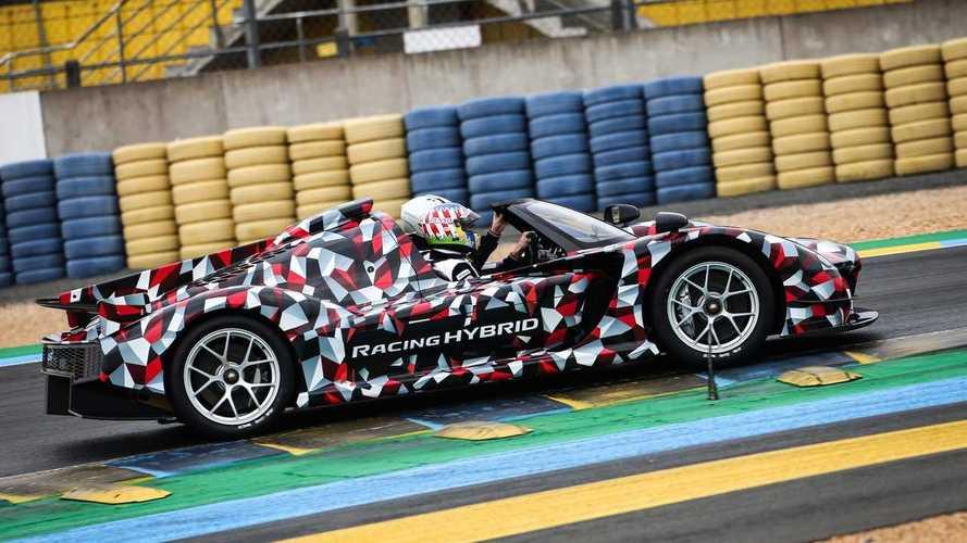 Toyota GR Super Sport en Le Mans 2020