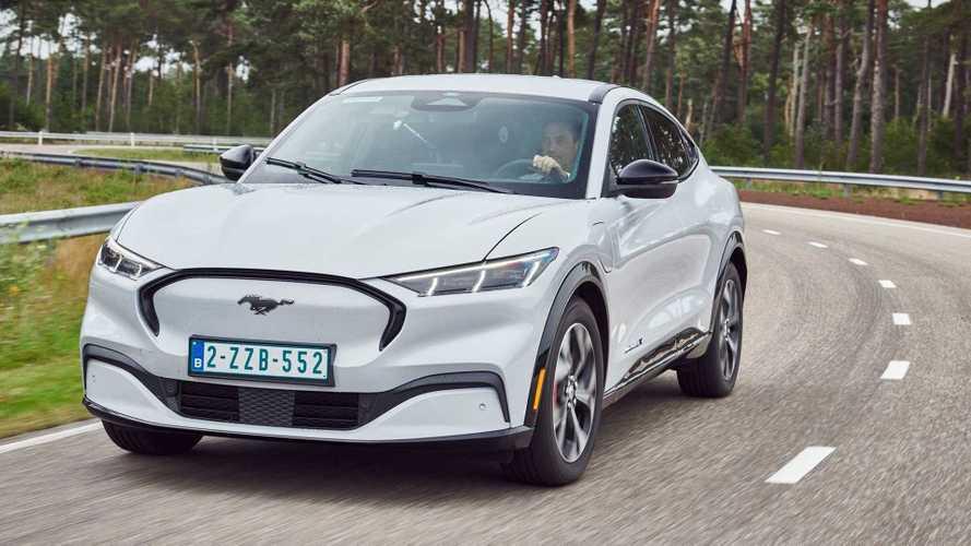 Ford anuncia produção de inédito carro elétrico derivado do Mustang Mach-E