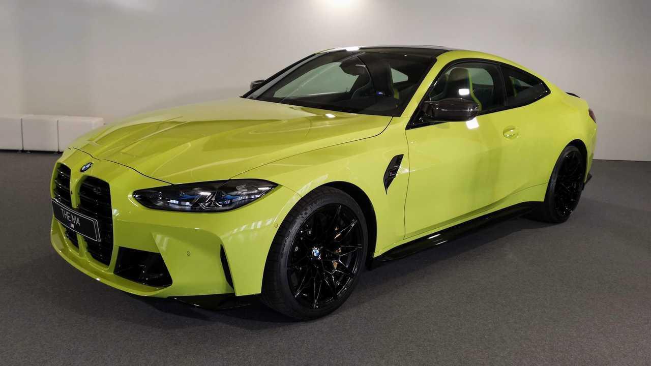 BMW M4 Competition İlk Bakış