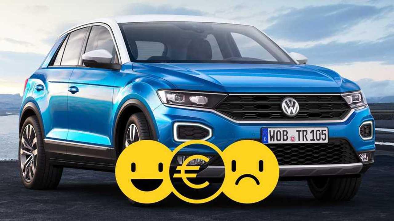 Volkswagen T-Roc promo novembre 2020