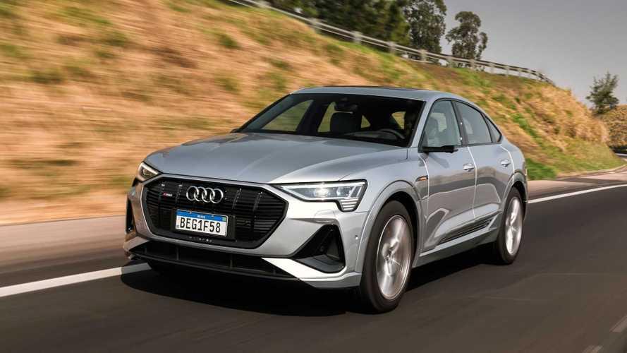 Primeiras impressões Audi e-tron Sportback: Liberdade de escolha
