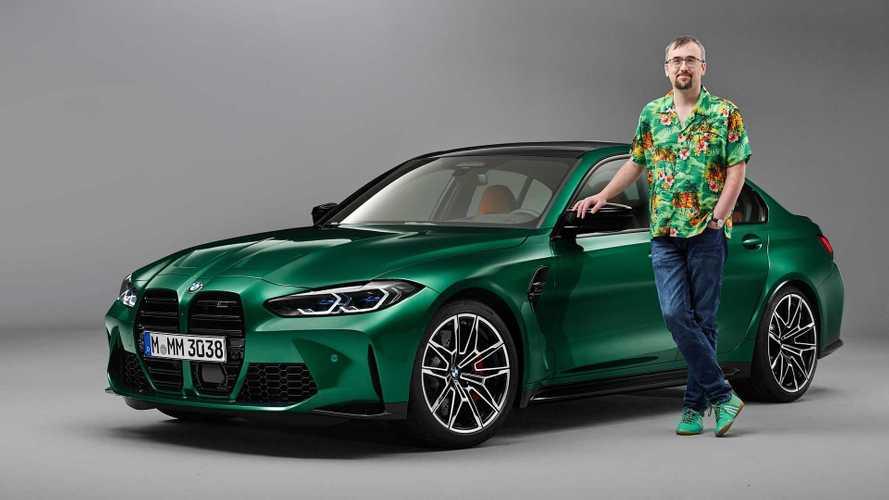 BMW M3/M4 (2021): Alle Infos und erste Sitzprobe