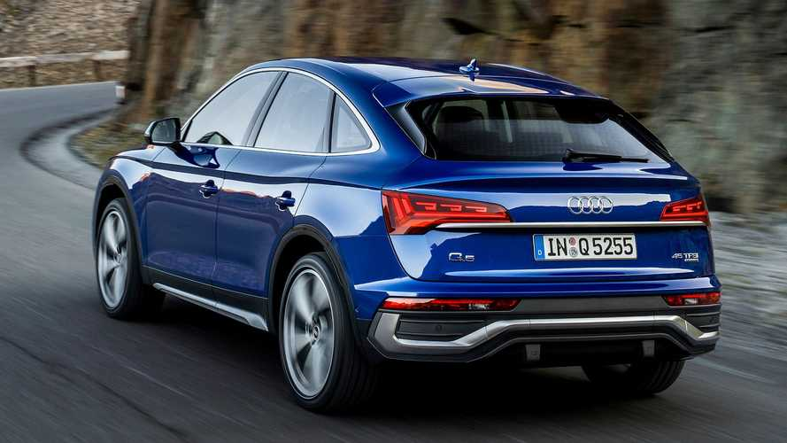 Audi Q5 Sportback 2021: para los que les puede la emoción