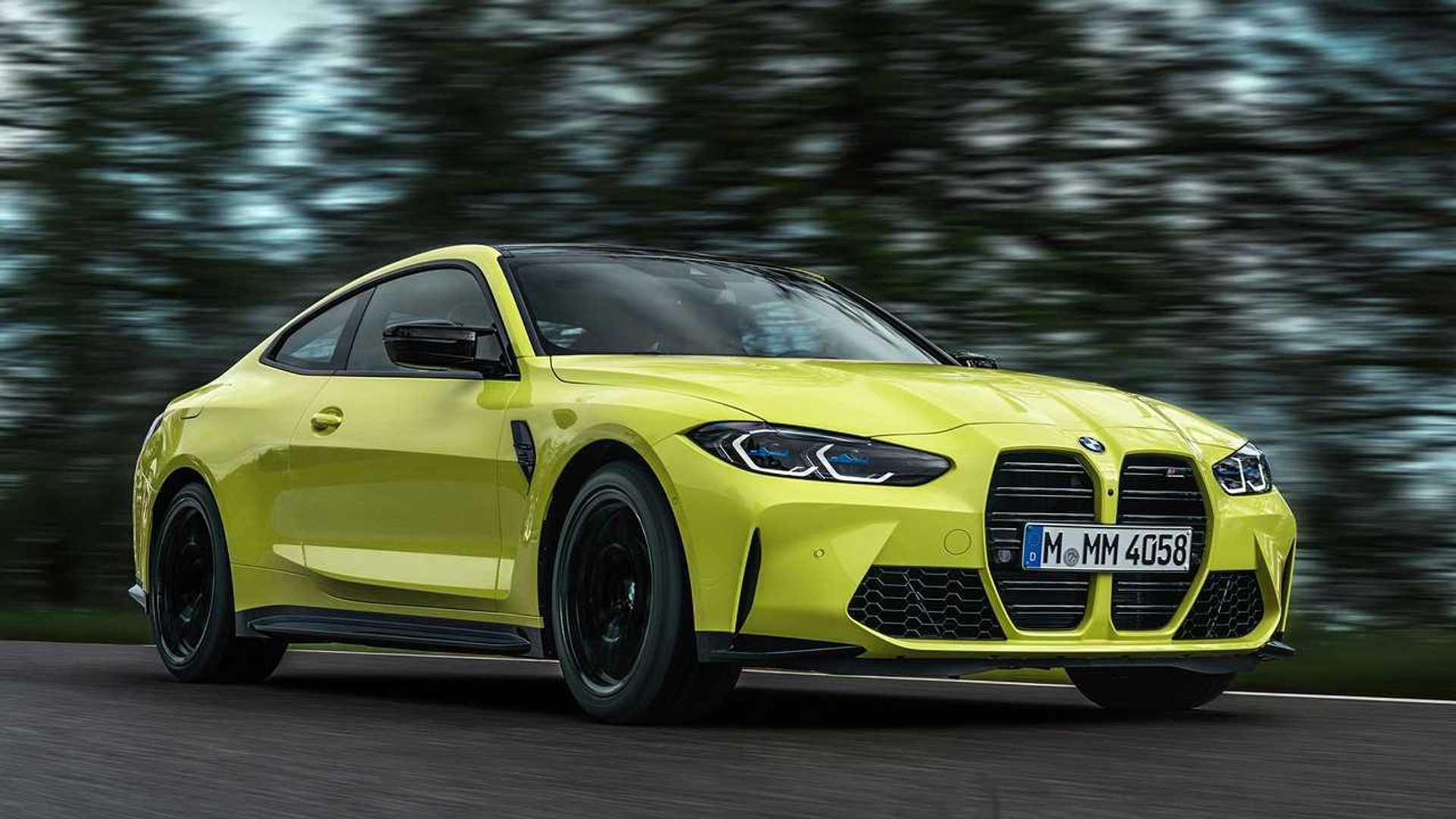 BMW M4 کوپه