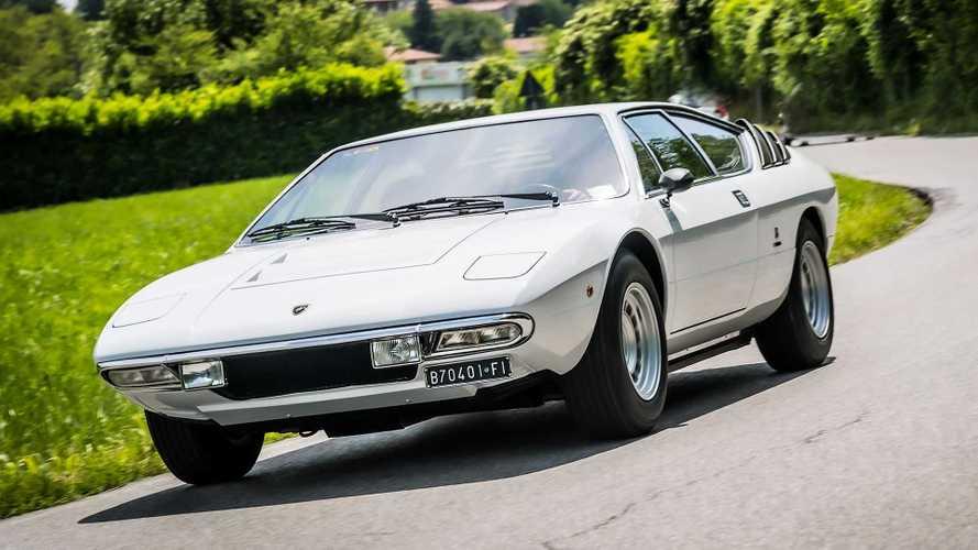 Lamborghini Urraco: Das Sportcoupé feiert 50. Geburtstag