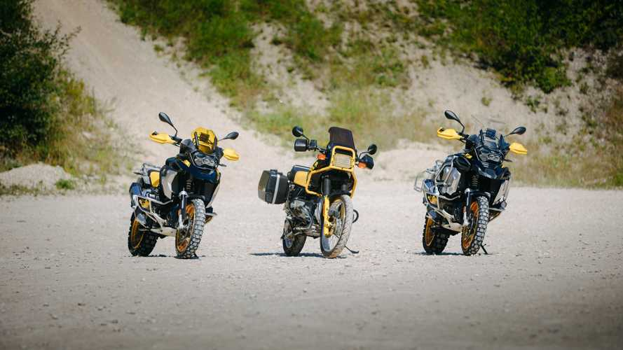 2021 BMW R 1250 GS Family Celebrates 40 Years Of GS