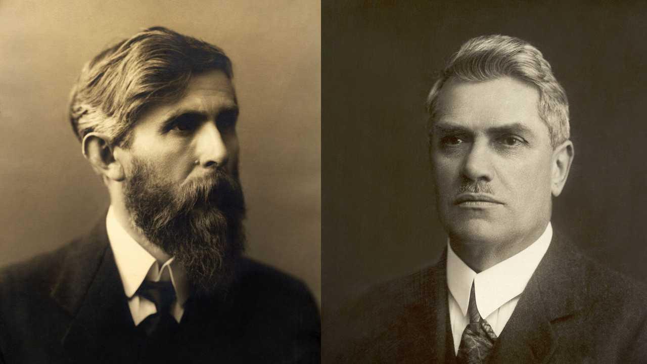 Skoda-Historie: Kurz vor Weihnachten 1895 gründeten Václav Laurin und Václav Klement ihre Fahrradwerkstatt und legten damit den Grundstein für Skoda.