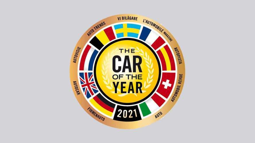 Auto dell'anno 2021, ecco la lista delle candidate
