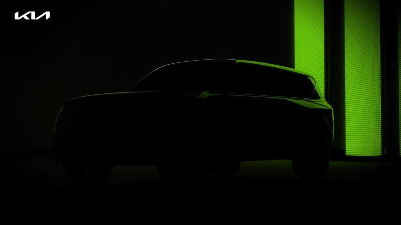 Kia Corporation EV Teasers