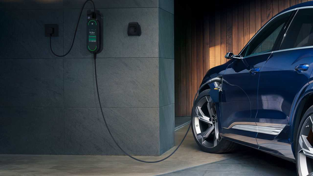 Audi grid-optimized charging