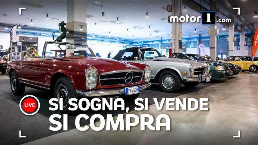 Auto e Moto d'Epoca, seguite l'edizione 2020 con i nostri video e le foto