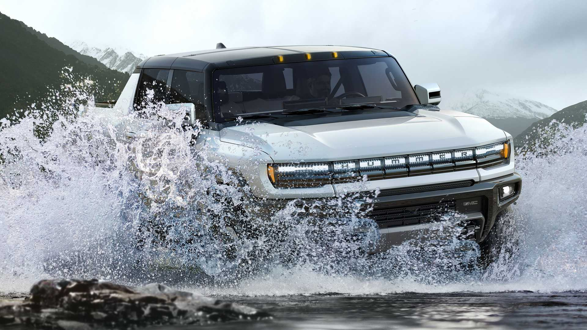 GM Admits It Doesn't Have A Production-Intent GMC Hummer ...