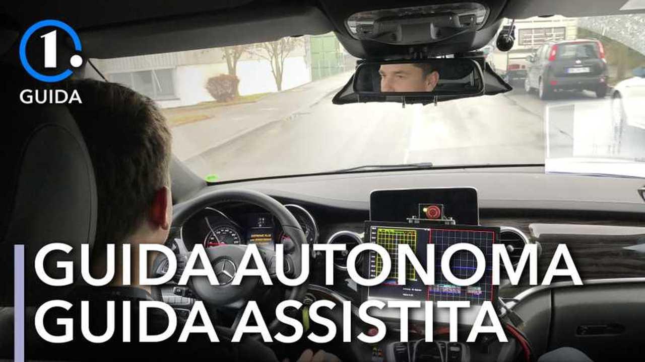copertina Guida autonoma e guida assistita, le differenze e i diversi