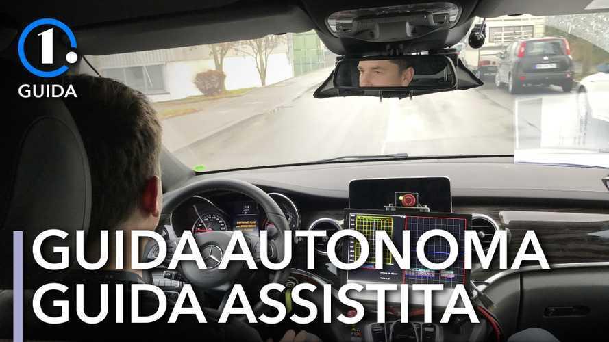 Guida autonoma e guida assistita, le differenze e i diversi livelli