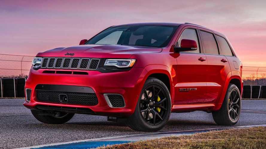Jeep Grand Cherokee Trackhawk aramızdan ayrılıyor mu?