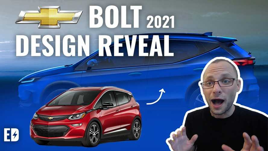 Is This The Refreshed 2022 Chevrolet Bolt EV?