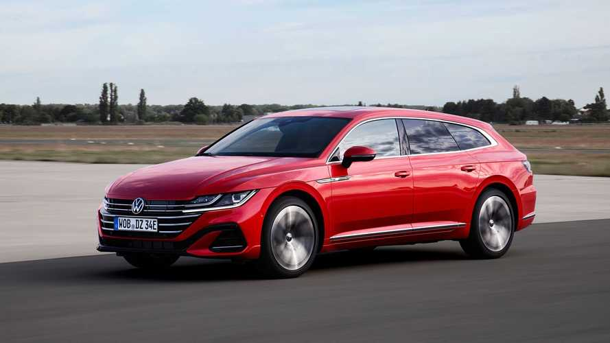 Volkswagen Starts Sales Of Arteon Plug-In Hybrids