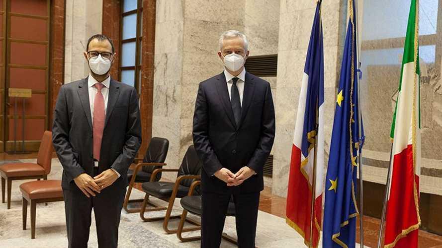Italia e Francia insieme per le batterie delle auto elettriche