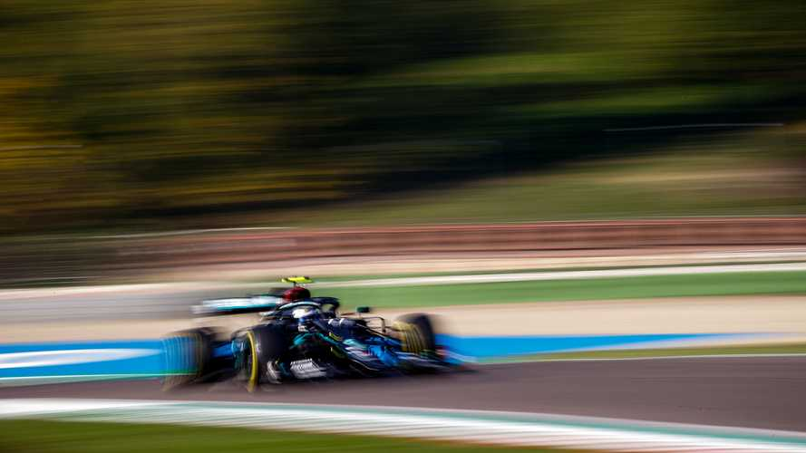 Qualifs - Bottas poleman surprise à Imola !