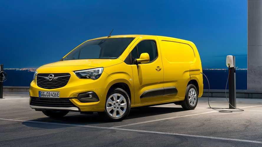 Opel Combo-e Cargo (2021): Lieferwagen mit Elektroantrieb