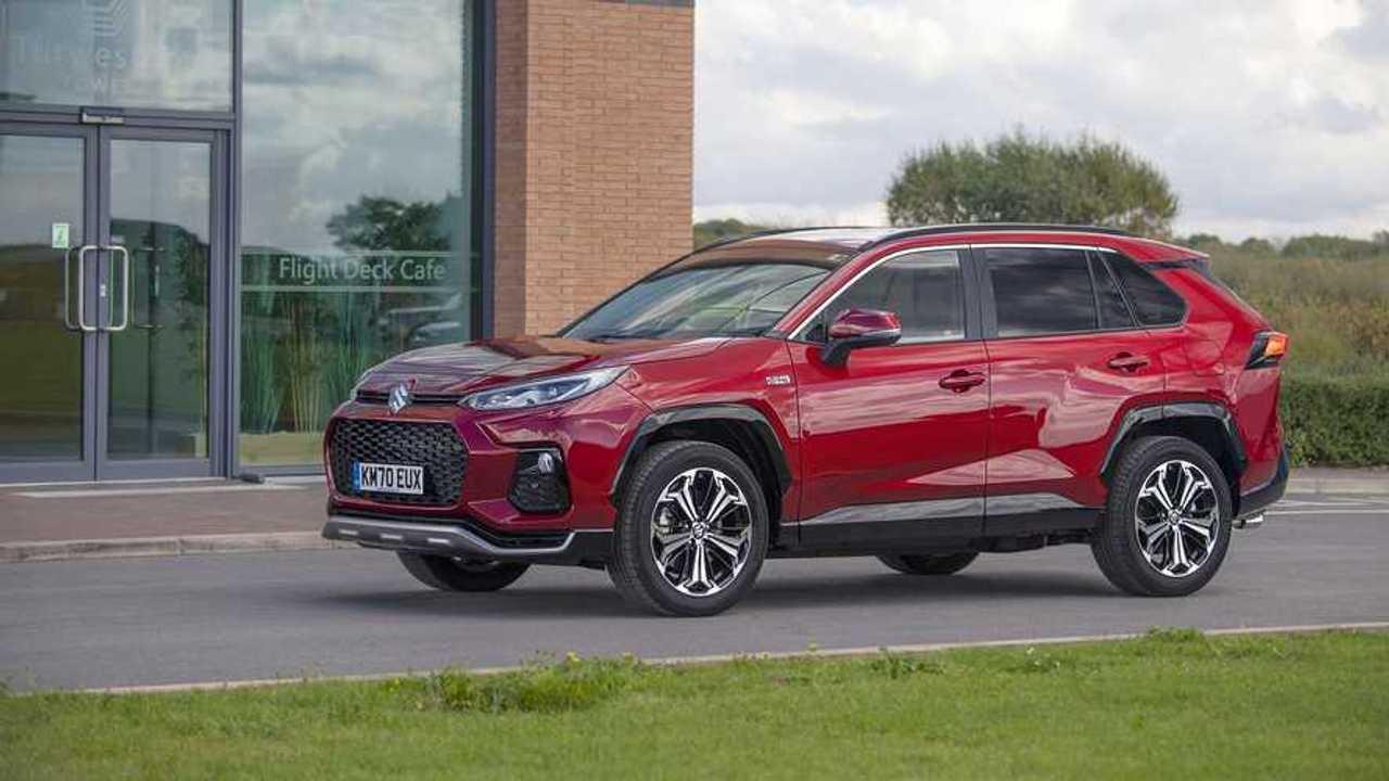 Suzuki Across PHEV in the UK