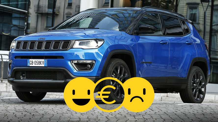 Promozione Jeep Compass Plug-in Hybrid, perché conviene e perché no