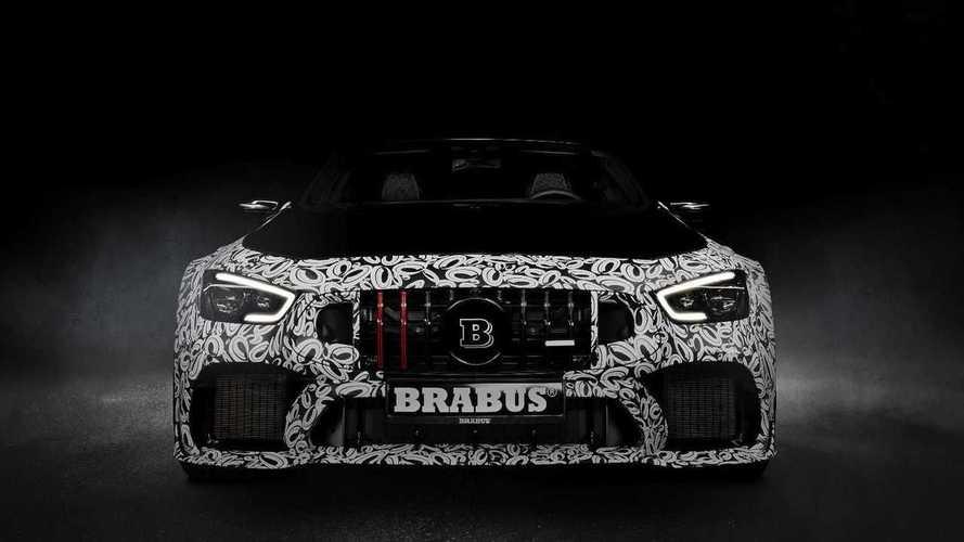 Brabus Rocket - Le teaser