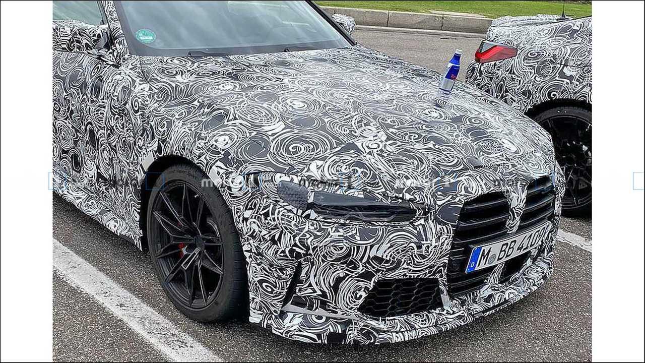BMW M4 GTS Casus Fotoğraflar