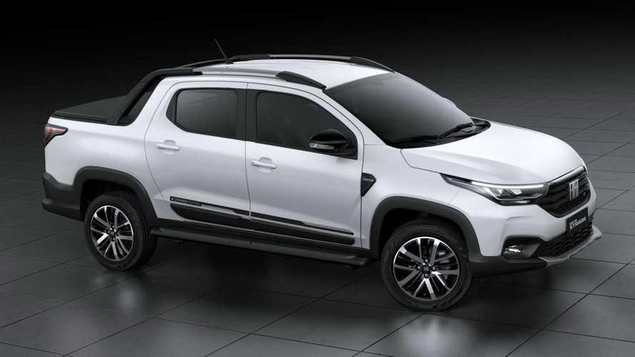 Nova Fiat Strada automática estreia em 2021 e pode ter opção com motor 1.0 turbo