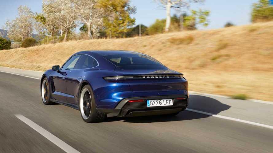 Conducimos el Porsche Taycan Turbo S, el icono de futuro de la casa