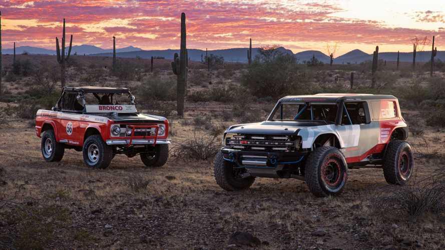 6 самых безумных проектов на базе Ford Bronco (и старого, и нового)