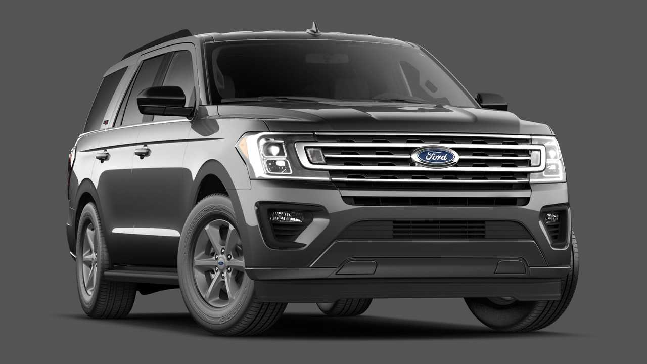 2021 Ford Expedition XL STX magnetic