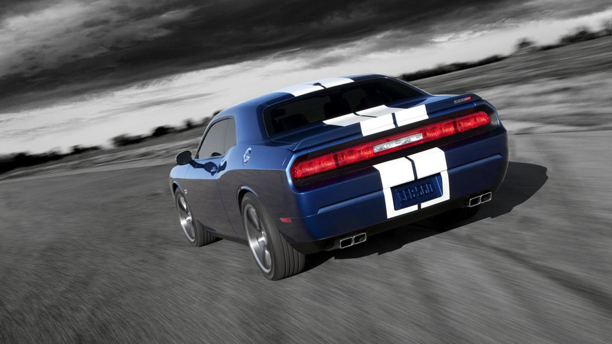 2011 Dodge Challenger SRT8 392 debuts at SEMA