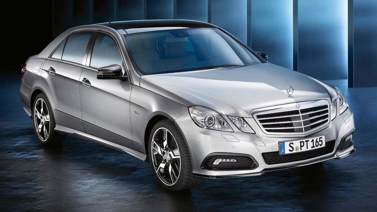 2011 Mercedes-Benz E-Class, MercedesSport, 26.07.2010