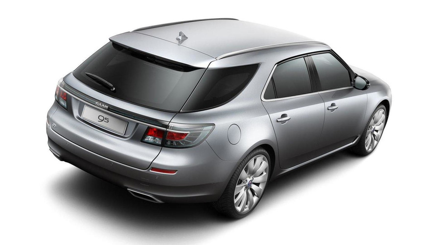 Saab 9-5 SportCombi to Debut at Geneva