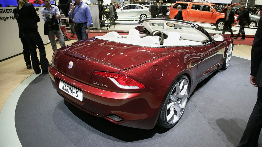 Fisker gets $529M loan for hybrid development and former GM plant