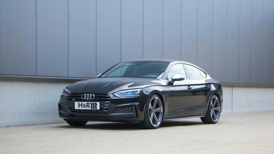 H&R-Sportfedern für den Audi S5 Sportback