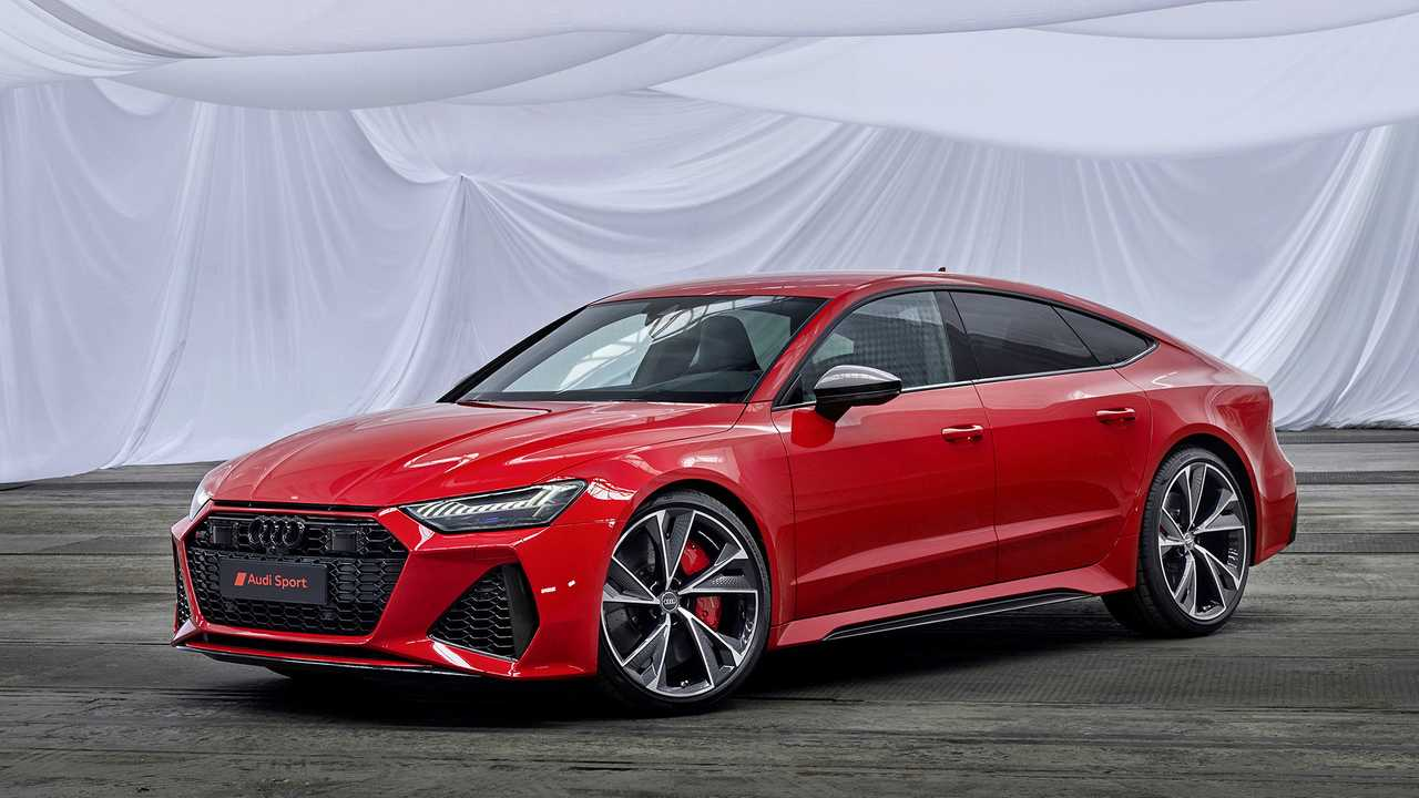 2021 Audi Rs7 Goes On Sale With 591 Hp 114 000 Starting Price