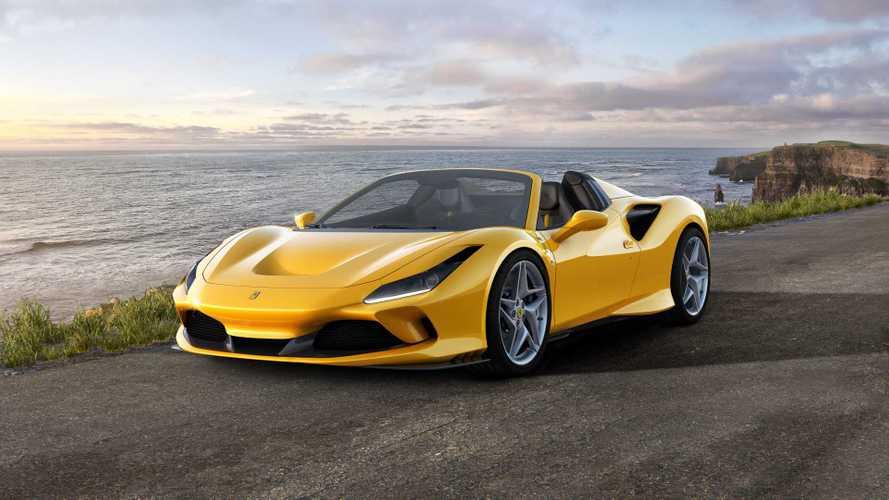 Nyitott tetővel és 720 lóerővel debütált a Ferrari F8 Spider