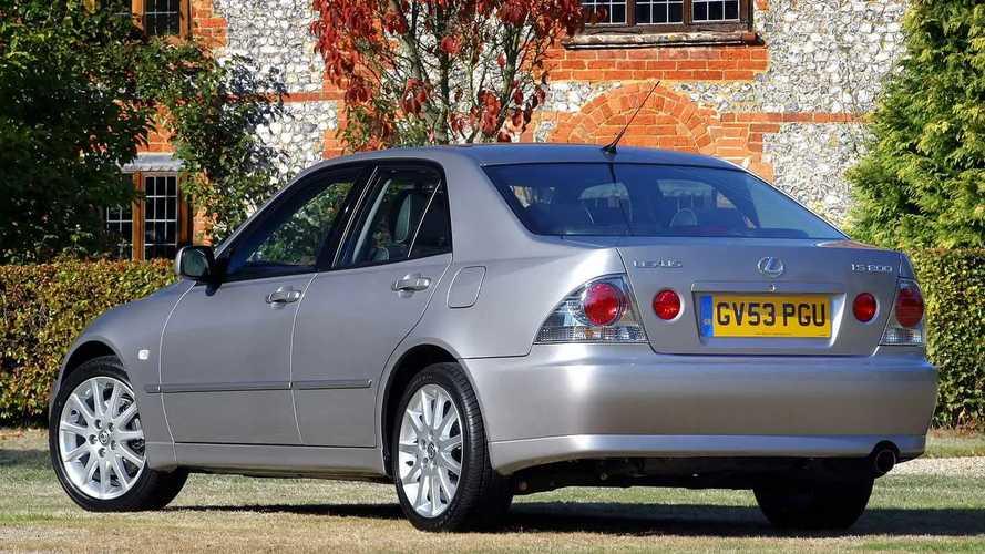 Prueba Lexus IS 200 de primera generacón
