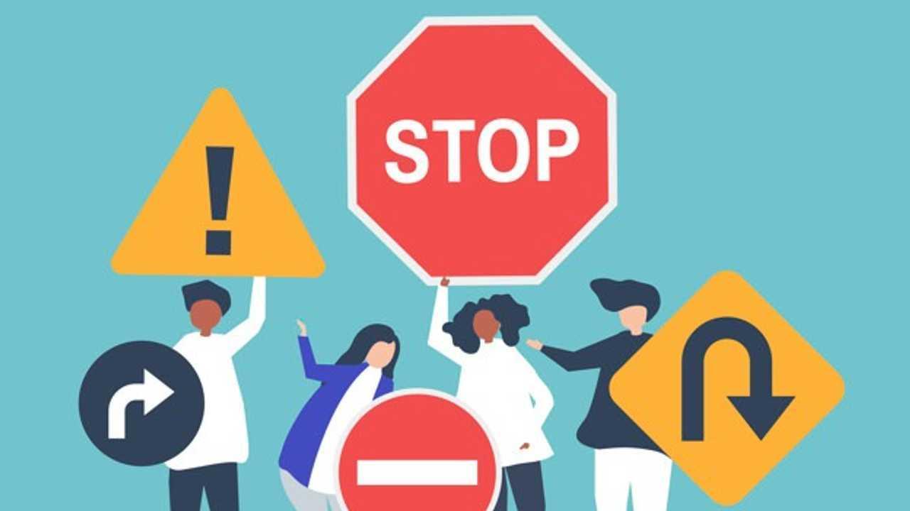 13 señales de tráfico que muchos no saben lo que significan, ¿y tú?