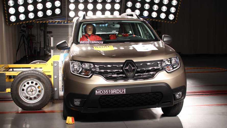 Latin NCAP: Novo Renault Duster é quatro estrelas em teste de colisão