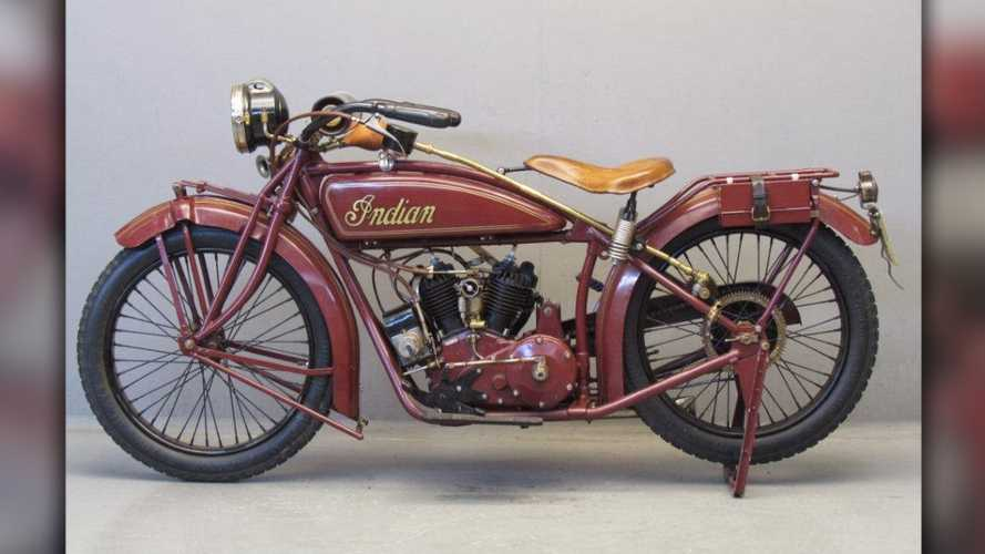 Indian To Celebrate Scout's 100th Anniversary With Special Editions
