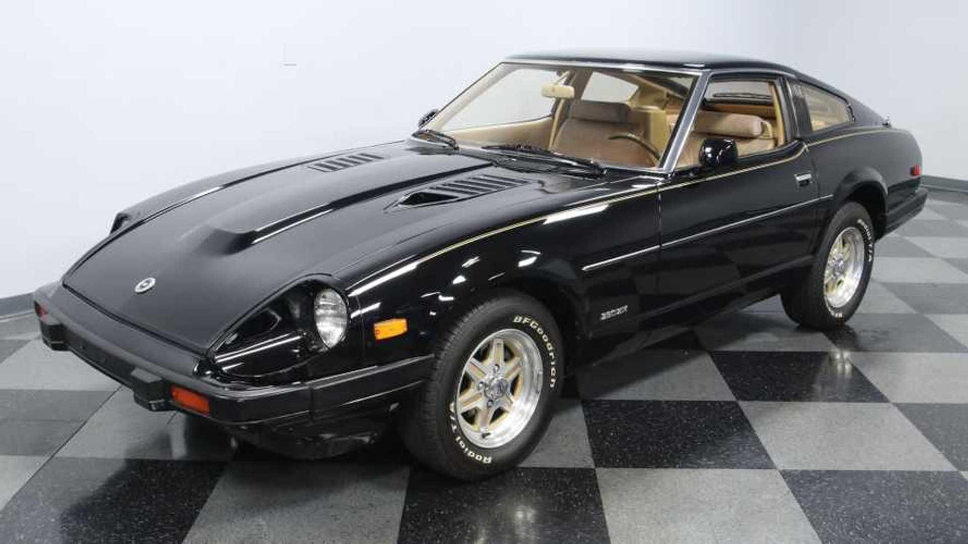 """[""""Simply Z Best: 1983 Datsun 280ZX""""]"""