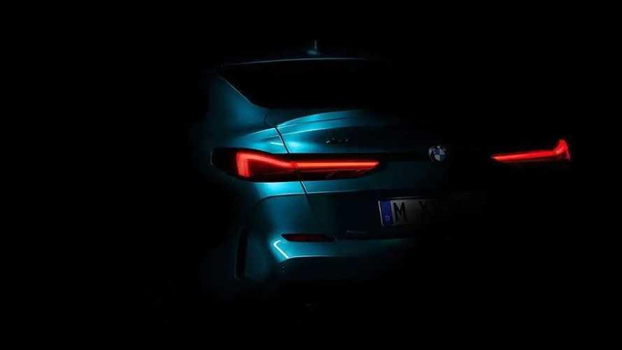 Rival do Classe A Sedan, BMW Série 2 Gran Coupé surge em teasers