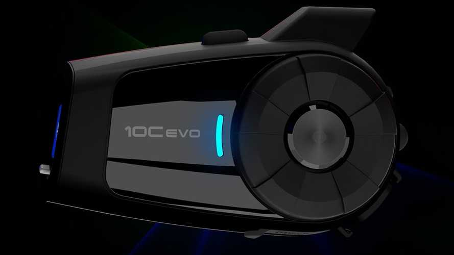 Sena Launches Its First 4k Camera The 10C EVO