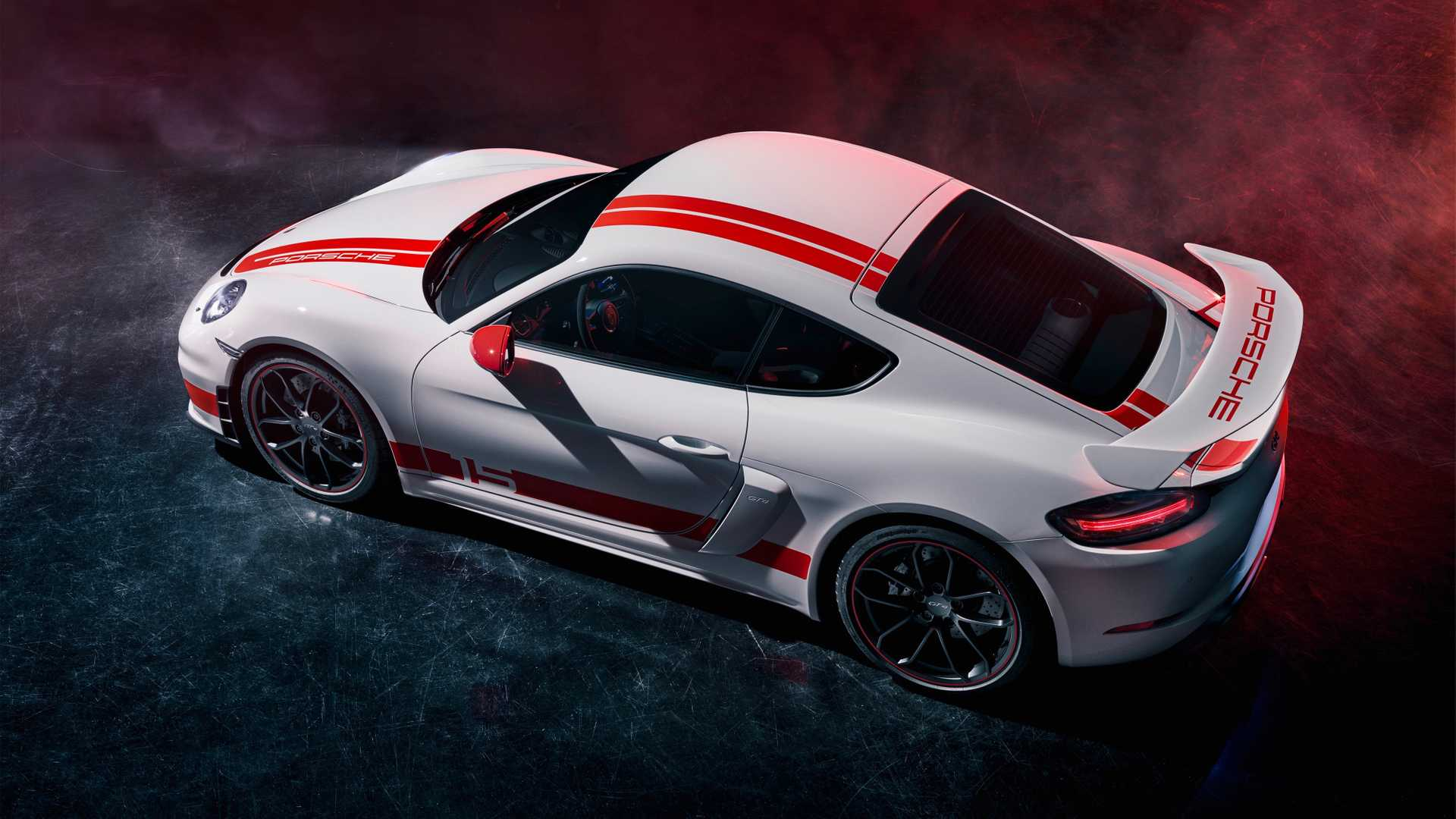 2016 - [Porsche] 718 Boxster & 718 Cayman [982] - Page 8 Porsche-718-cayman-gt4-sports-cup-edition